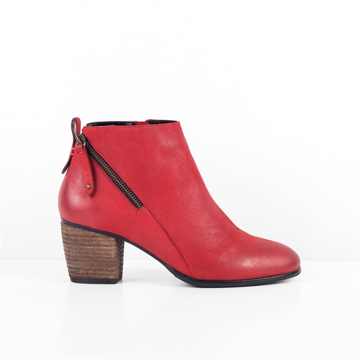 Heigh-ankle boots-MISCHIEF SHOES ONLINE