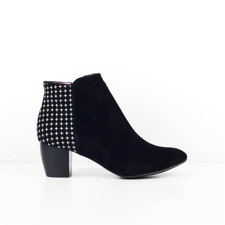 Demi Boot-ankle boots-MISCHIEF SHOES ONLINE